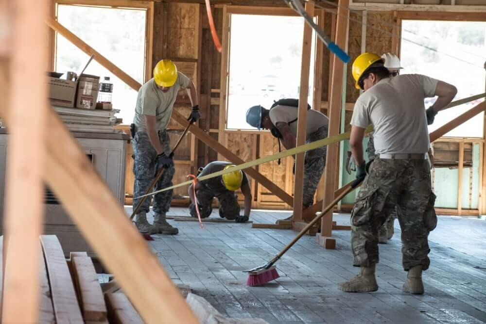 تعمیرات ساختمان | بازسازی ساختمان | بازسازی خانه