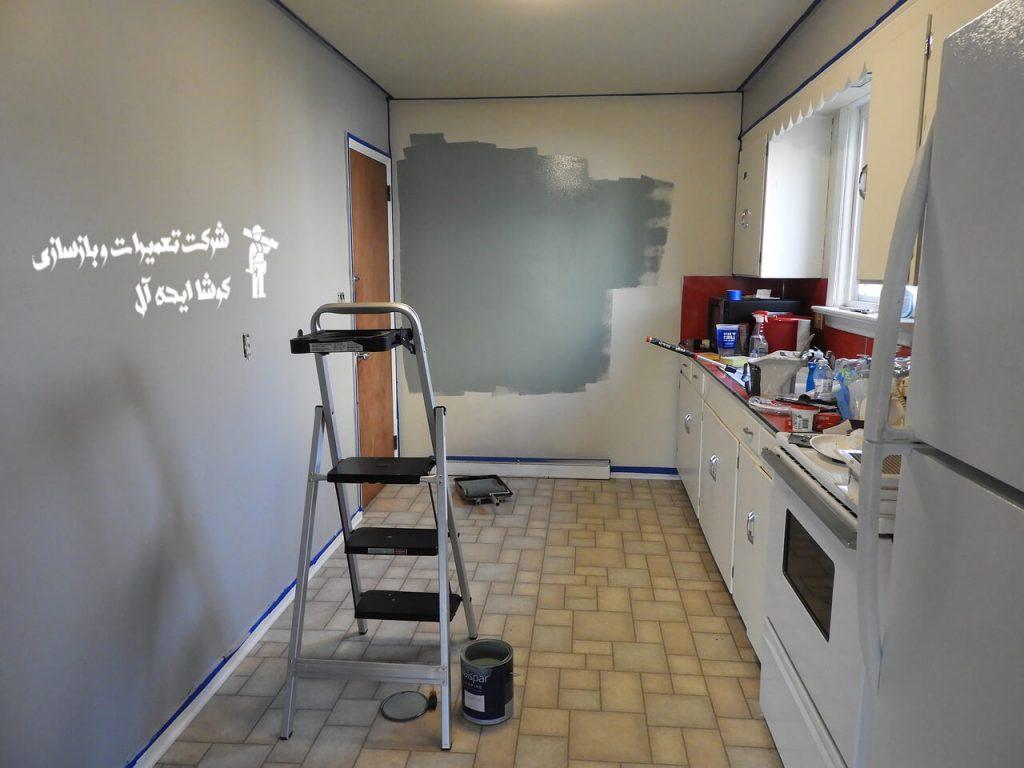 تعمیرات ساختمان | تعمیرات خانه