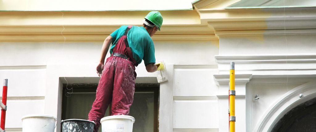 اهمیت رنگ در نقاشی ساختمان