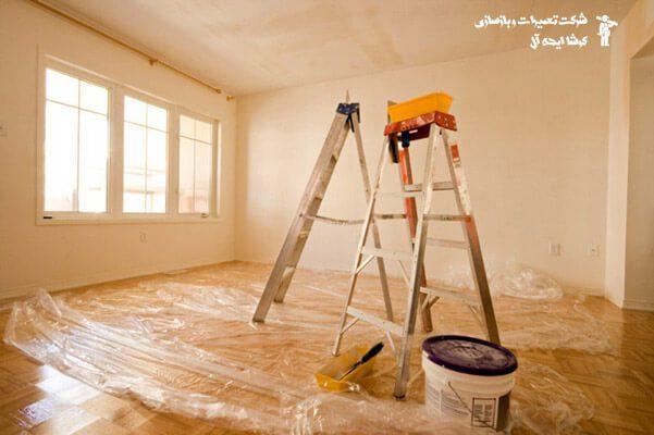 تعمیرات خانه | تعمیرات ساختمان